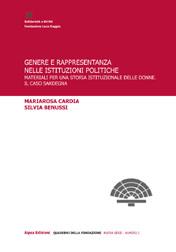 Genere e rappresentanza nelle Istituzioni politiche