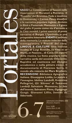 Le riviste: Portales