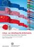 Cina. La centralità ritrovata