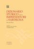 Dizionario Storico degli imprenditori in Sardegna