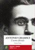 Antonio Gramsci – L'uomo filosofo
